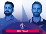 India, New Zealand face each other in high-voltage World Cup semi-final clash today