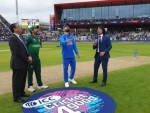 World Cup: Pakistan win toss, opt to field first against India