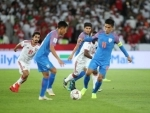 UAE defeat spirited Indian team in AFC Asian Cup clash 2-0