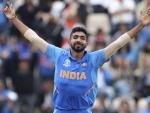 Umesh Yadav replaces injured Jasprit Bumrah in India's Test squad