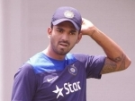Rahul climbs the order for India but keeps his feet on the ground