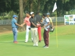 Kapil Kumar keeps his lead with a rollercoaster 68 in round two of ICC RCGC Open Golf Championship 2019