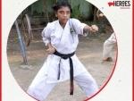 Kolkata's karate girl eager to meet Guv, CM; share gritty story