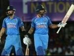 Virat Kohli, Shikhar Dhawan inch towards top 10, new highs for Zazai and Munsey
