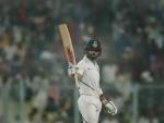 Indian skipper Virat Kohli once again back at the top in Test rankings