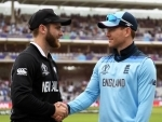 New Zealand win toss, opt to bat first against England in World Cup final