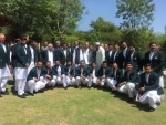 Pakistan's World Cup squad meets PM Imran Khan