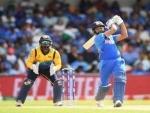 Karunaratne wants Sri Lanka's players to learn from Rohit Sharma