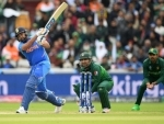 World Cup: Rohit Sharma hits century in high-voltage match against Pakistan
