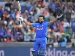 Rohit Sharma, KL Rahul score centuries as India beat Sri Lanka by seven wickets in World Cup clash