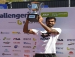 Indian Tennis player Sumit Nagal clinches ATP Buenos Aires Challenger title