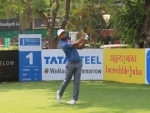 Trishul Chinnappa equals course record of 65 to take round one honours at TATA Steel PGTI Players Championship