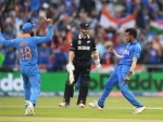 Jasprit Bumrah, Kumar keep things tight as New Zealand score 239/8 in high-voltage WC semi-final clash
