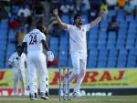 Ishant Sharma puts India on top as West Indies struggle at 189/8