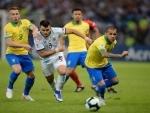 Copa America: Brazil beat Argentina 2-0 to reach final