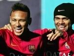 Dani Alves replaces Neymar as Brazil captain for Copa America