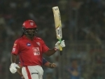 IPL 2019: Chris Gayle shines as KXIP set 164 as target for DC to win