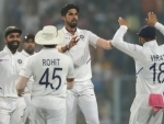 Pink Ball Test: India in sight of another innings victory against Bangladesh