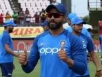 Cricketer Ravindra Jadeja nominated for Arjuna Award
