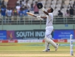 First Test: India declare first innings at 502/7, Mayank scores 215
