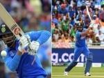 World Cup: Rahul, Rohit power India to thrash Sri Lanka by 7 wickets