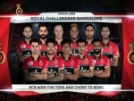 IPL 2019: RCB win toss, elect to bowl first against SRH
