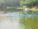 National High School star of Day 4 in school rowing championship