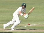 First Test: South Africa struggle at 39/3 after India scored 502/7 dec