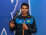 India's Saurabh triumphs on his home court
