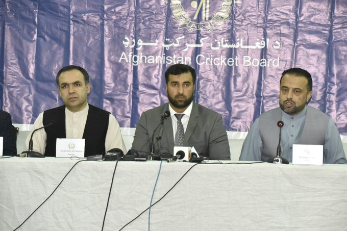 New Afghanistan Cricket Board Chairman appointed