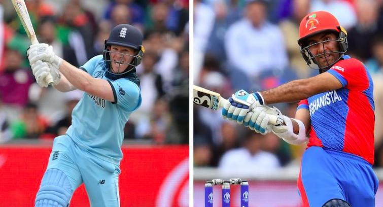 England beat Afghanistan by 150 runs in World Cup with most sixes