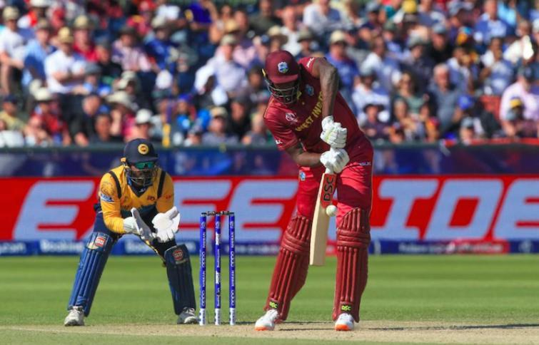 Sri Lanka beat West Indies by 23 runs