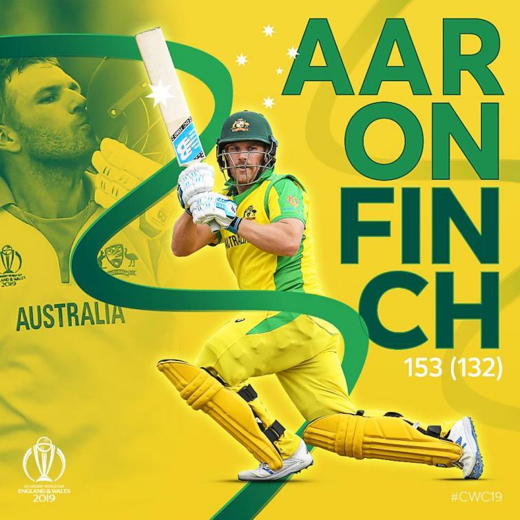 World Cup: Australia defeat Sri Lanka by 87 runs