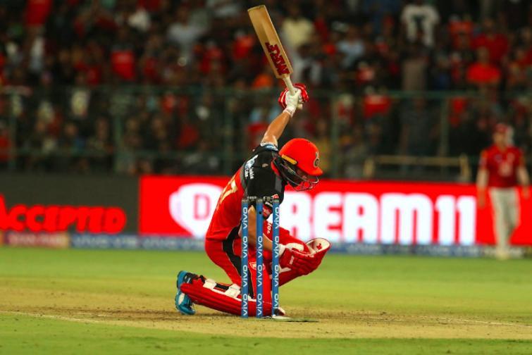 IPL: RCB beats KXIP by 17 runs
