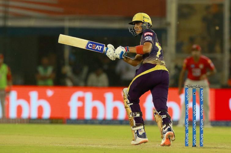 IPL: KKR beat KXIP by seven wickets