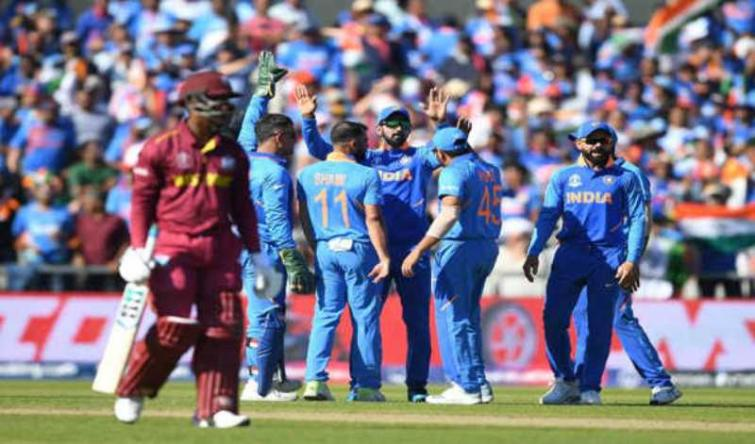 India defeat West Indies by 125 runs