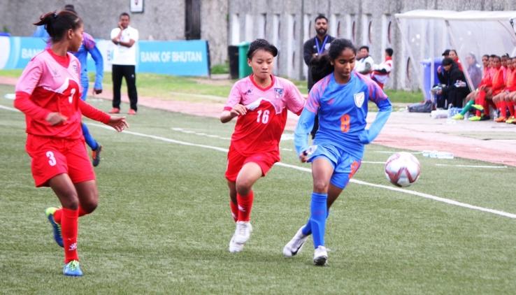 Indian U-17 girls to play Sweden, Thailand in Mumbai football tournament