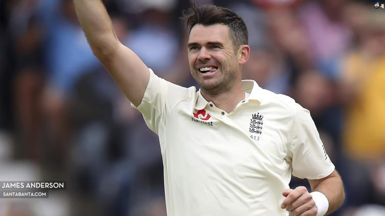 England name Test squad against South Africa, James Anderson returns