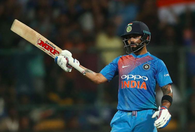India set 191 target for Australia in second T20 match