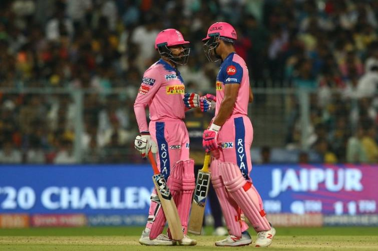 Archer and Parag guide Rajasthan Royals to nervy win over KKR by 3 wickets