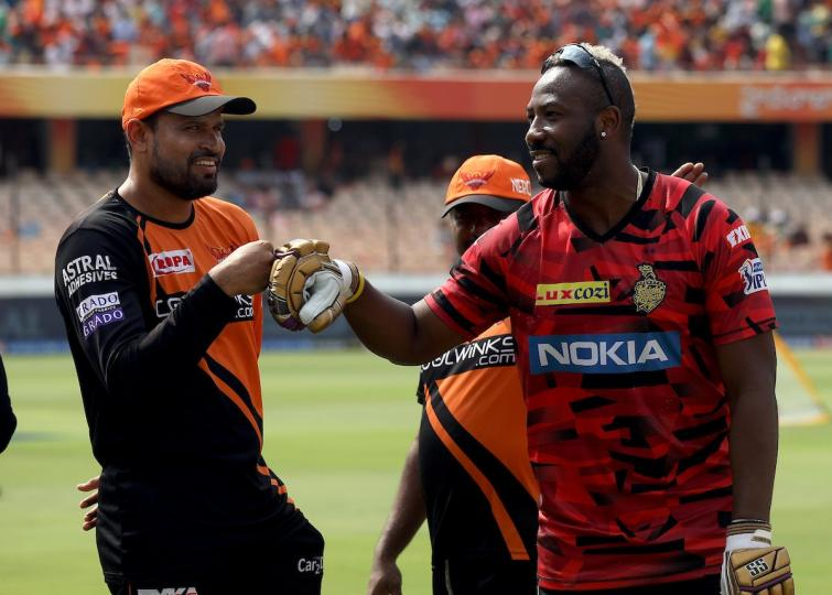 Sunrisers Hyderabad win toss, opt to field against KKR