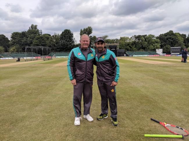 Pak captain Sarfaraz Ahmed gets four match suspension for breach of anti-racism code