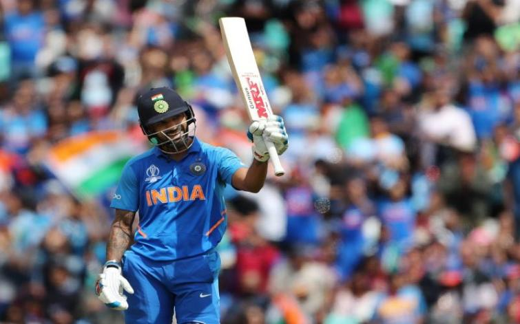 Indian cricketer Shikhar Dhawan ruled out of World Cup