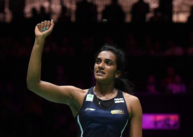 Finally, the wait ended: PV Sindhu