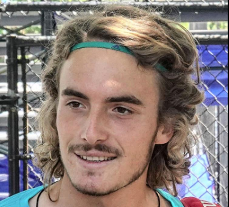 Stefanos Tsitsipas comes from behind to win ATP Finals