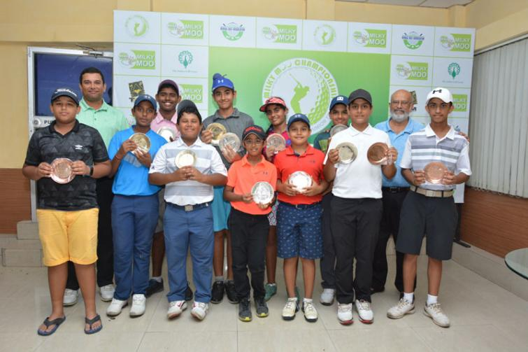 Joysurjo Dey completes fine win at Milky Moo West Bengal Open