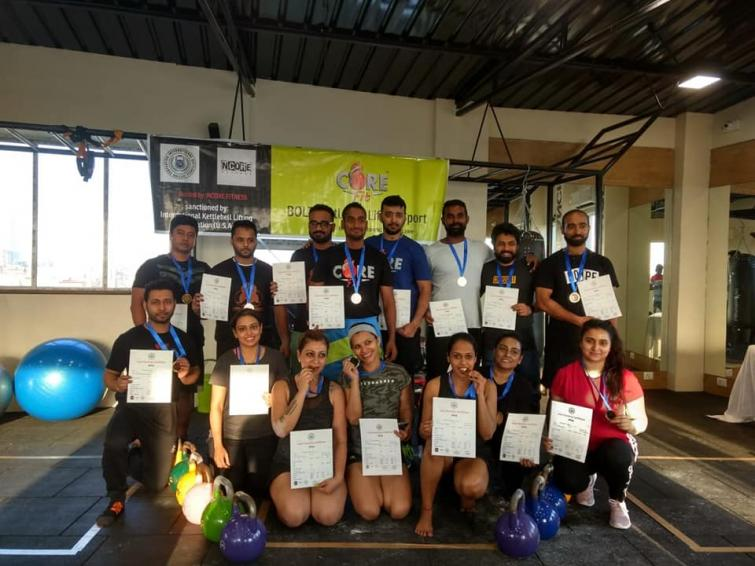 IKLF BOLT Kettlebell Sport comes to India