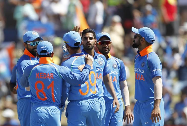 Third ODI: India bowl out New Zealand for 243