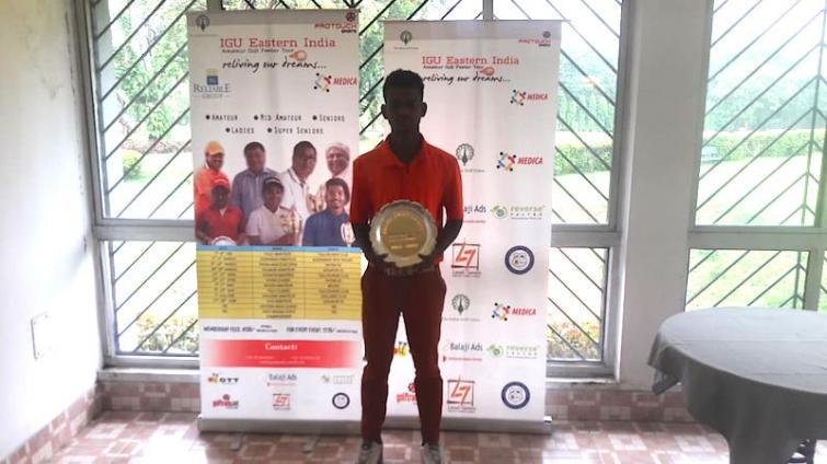 Golf: Khokan Molla conquers Beldih Amateur 2019 after amazing comeback in final round