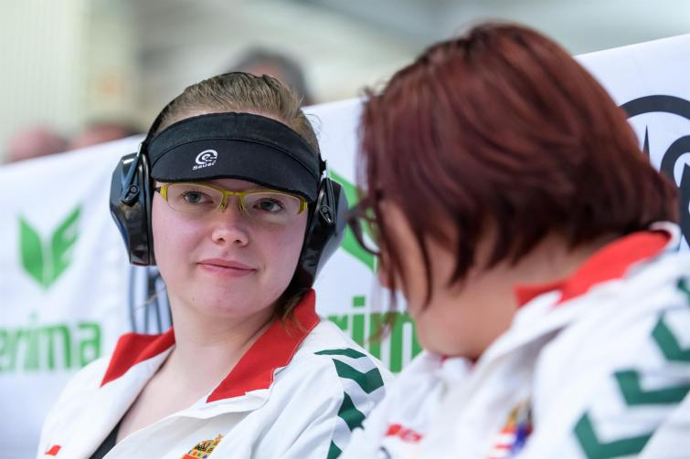 ISSF: Major (HUN) pockets second gold medal in two days
